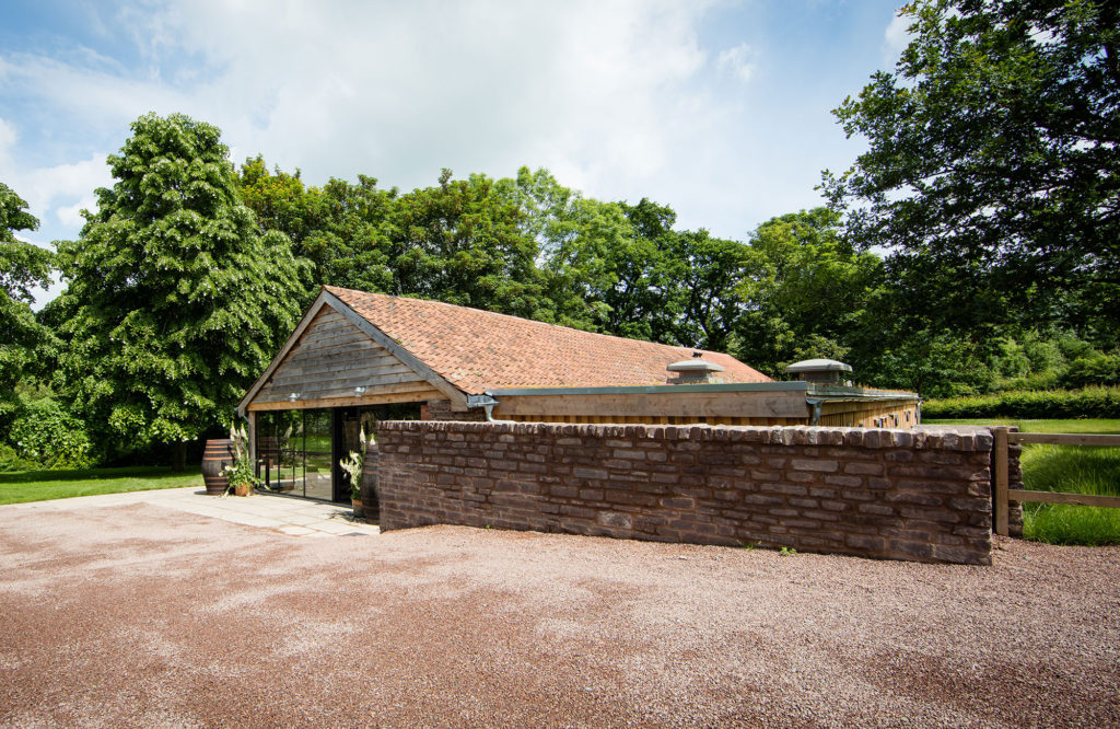 Dewsall Court - Wainhouse Barn renovation