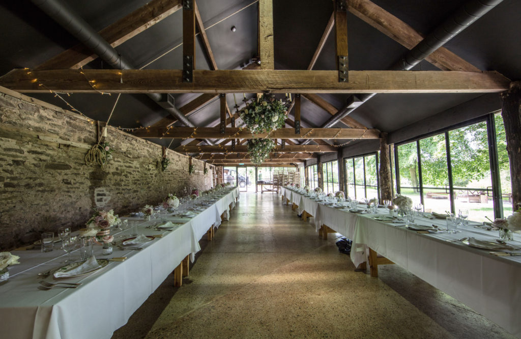 Dewsall Court - Wainhouse Barn renovation, interior