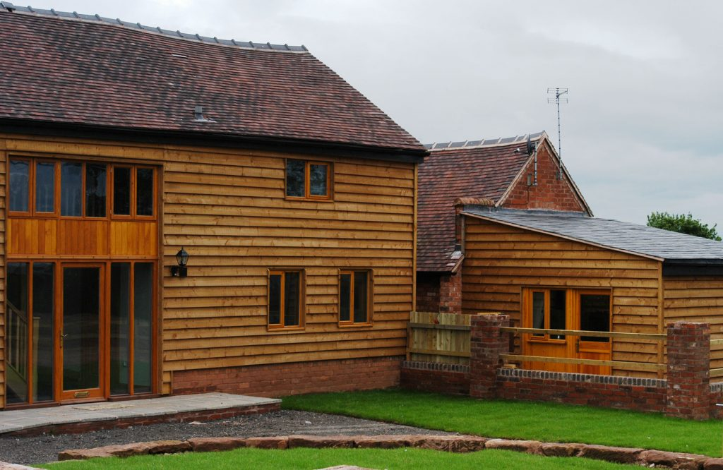 Horton barn conversion